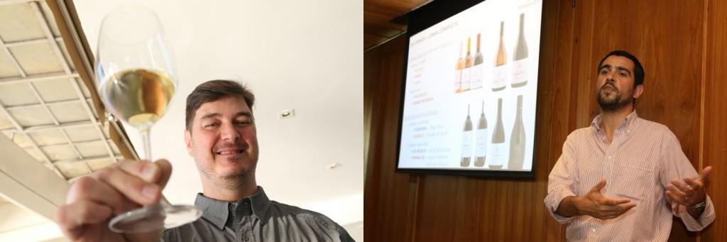 14/07/2016. Crédito: Rodrigo Nunes/Esp.CB/D.A.Press. Brasil. Brasília - DF. Importador de vinhos João Baptista Bonato, paricipa de palestra no Restaurante Biefass.