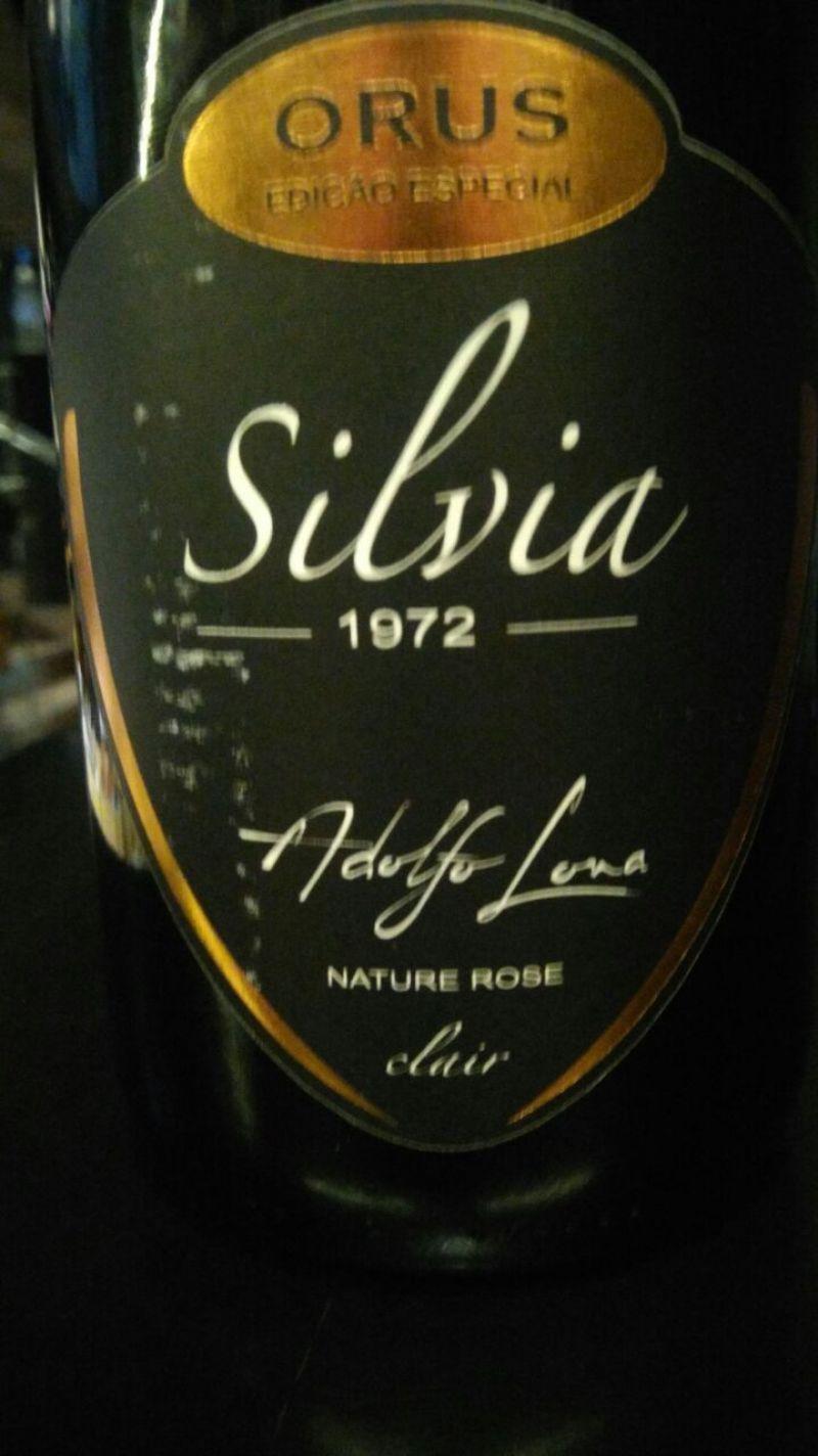 Crédito: Paulo Kunzler/Divulgação. Rótulo do vinho Silvia - 1972.