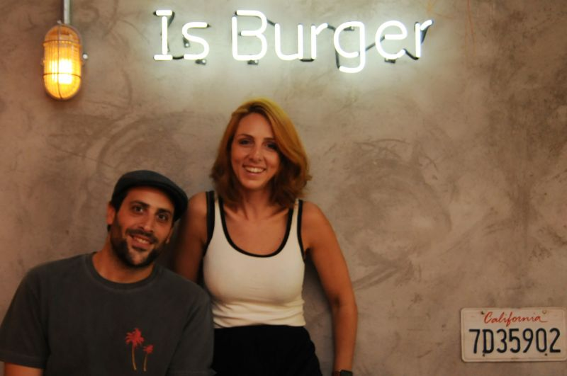 Lucas Arteaga e Bruna Prieto