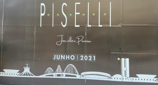 Fachada da Piselli no Iguatemi