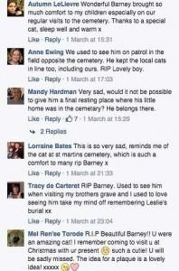 Vários internautas lamentaram a morte do animal. Foto: Guernsey Press/Facebook/Reprodução