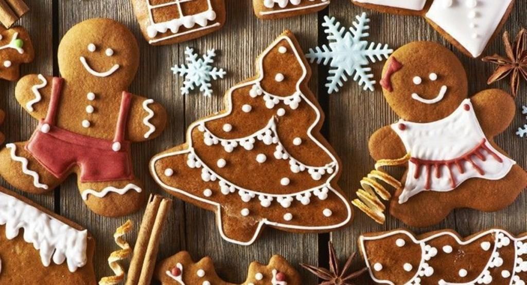 Biscoitos de gengibre e mel divertem e adoçam o Natal