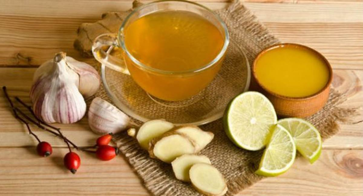 Chá é uma das receitas mais antigas contra gripe e resfriado