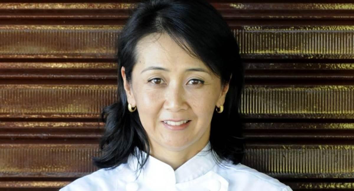 Alice Yumi Shibata Yamanishi é responsável por farras gastronômicas