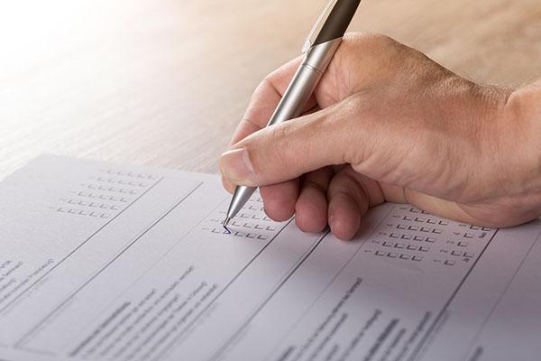 prova concurso 787 - Prova objetiva do exame da OAB está suspensa por tempo indeterminado