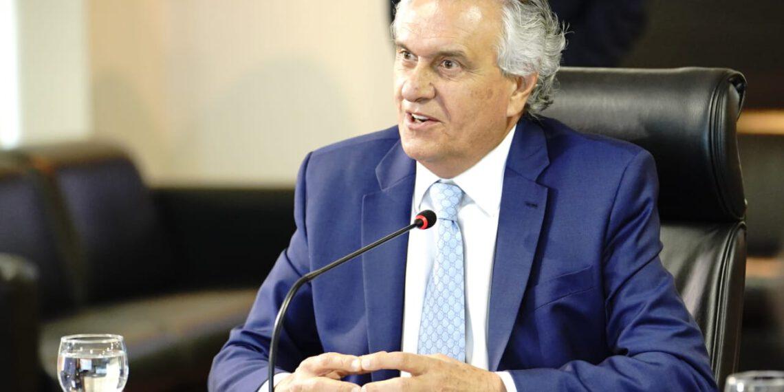 Ronaldo Caiado/Foto: Governo de Goiás