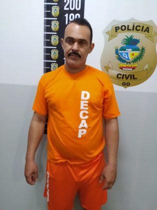 Gilmar Vieira/Foto:PCGO
