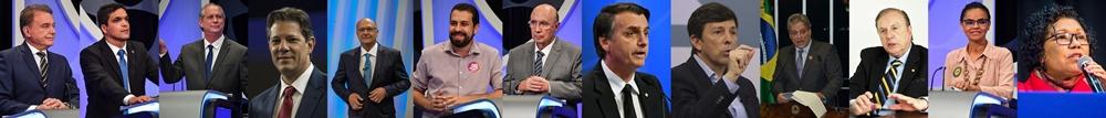 Nelson Almeida/Divulgação, José Cruz/Agência Brasil, Ed Alves/CB/D.A Press e Romerito Pontes/Agência Brasil