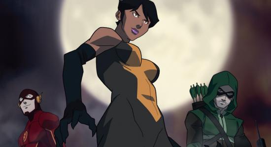 Imagem da animação Vixen