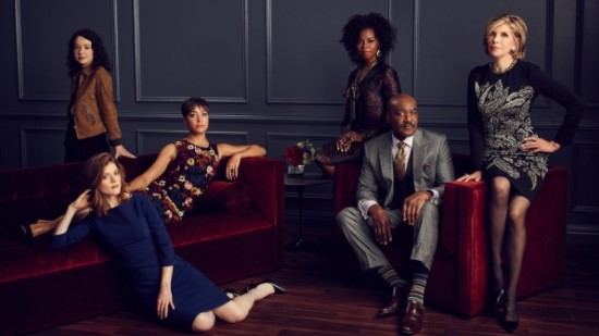 Elenco de The Good Fight, spin-off de The Good Wife