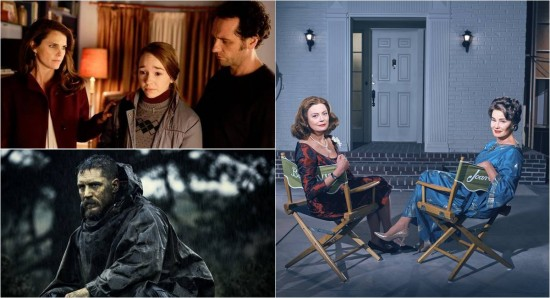 The Americans, Taboo e Feud: Bette and Joan