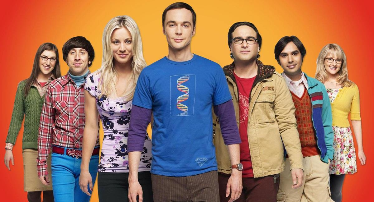 Imagem de divulgação de The Big Bang Theory