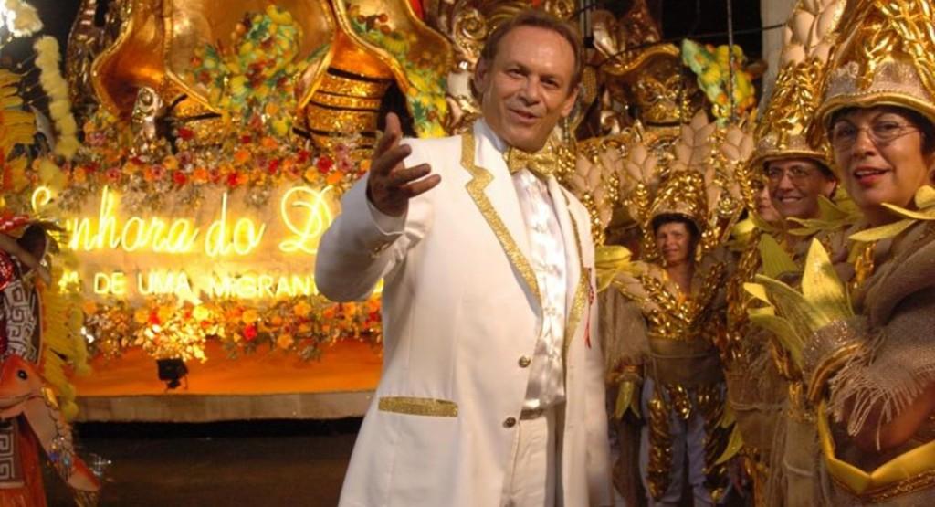 Crédito: João Miguel Junior/TV Globo José Wilker estava 'felomenal' como Giovanni Improtta em Senhora do destino