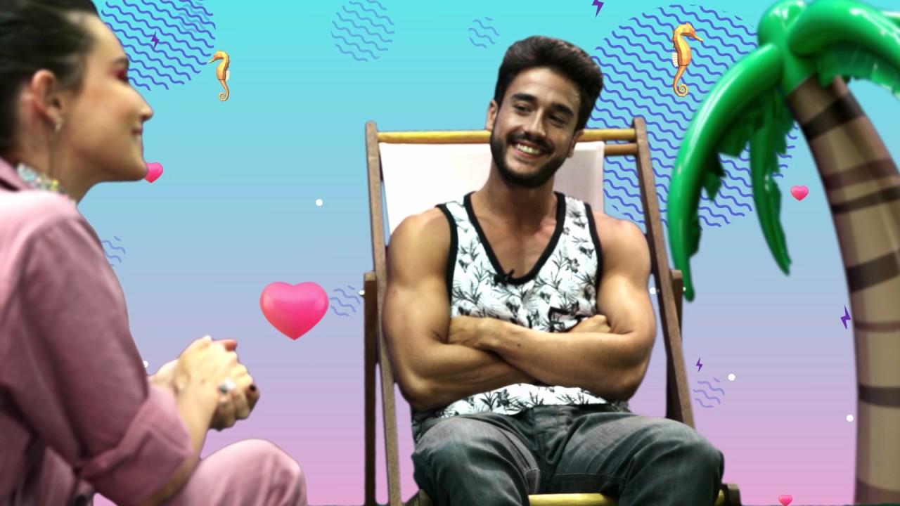 Igor Freitas na MTV