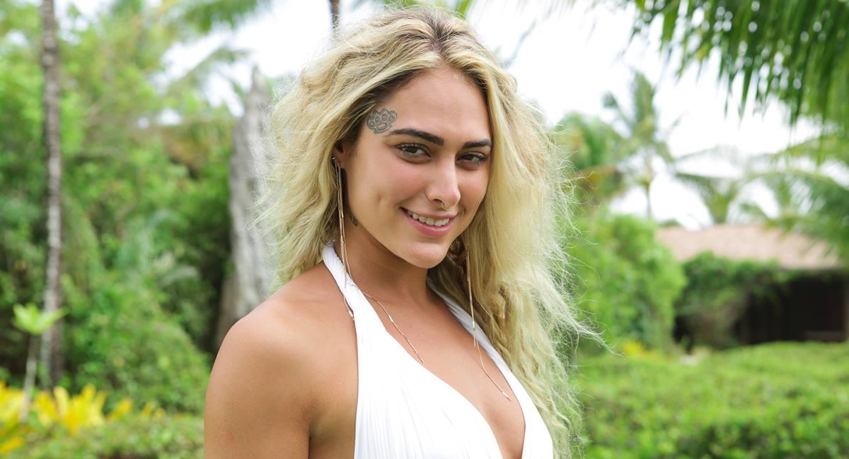 Participante Mia Ferrero do programa Are you the one? Brasil