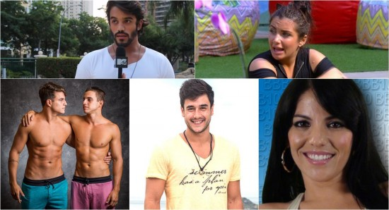 Participantes de reality show