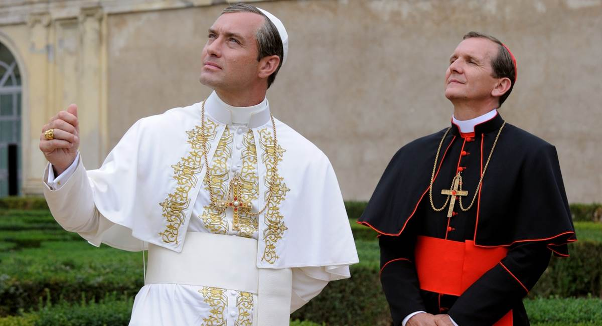 The young pope do Fox Premium