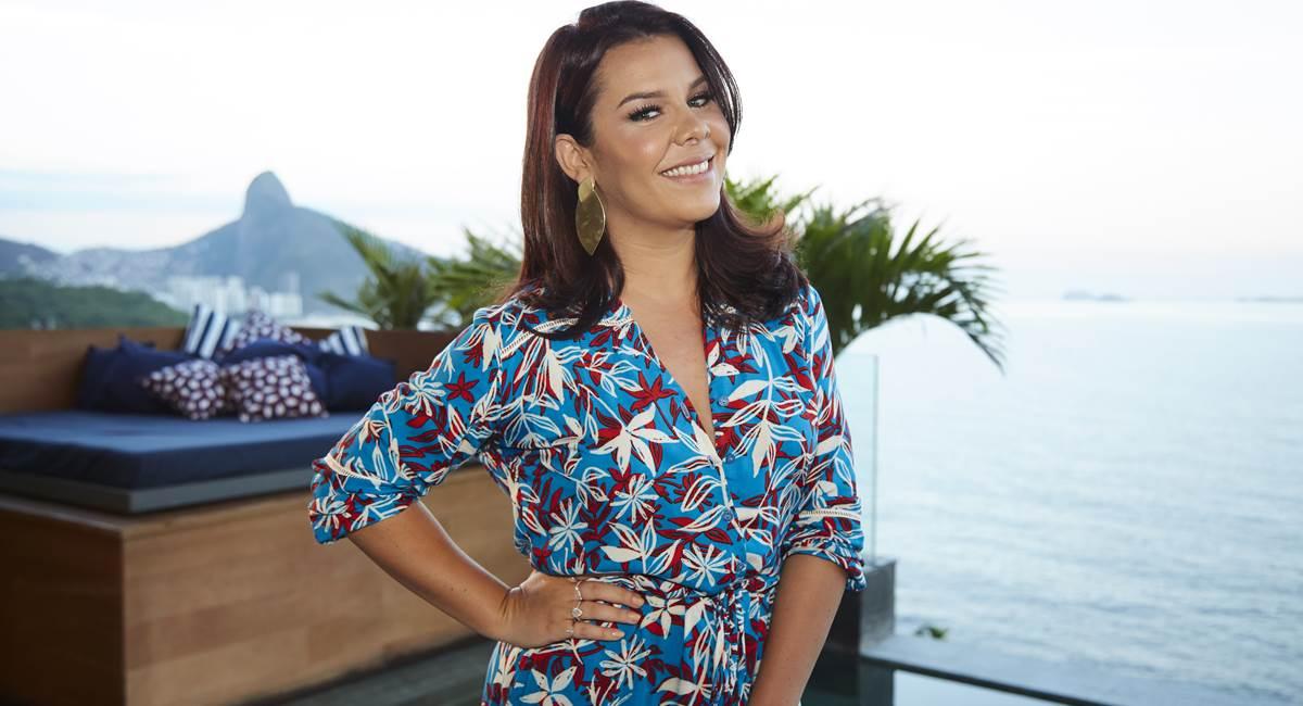 Fernanda Souza na segunda temporada de Vai Fernandinha