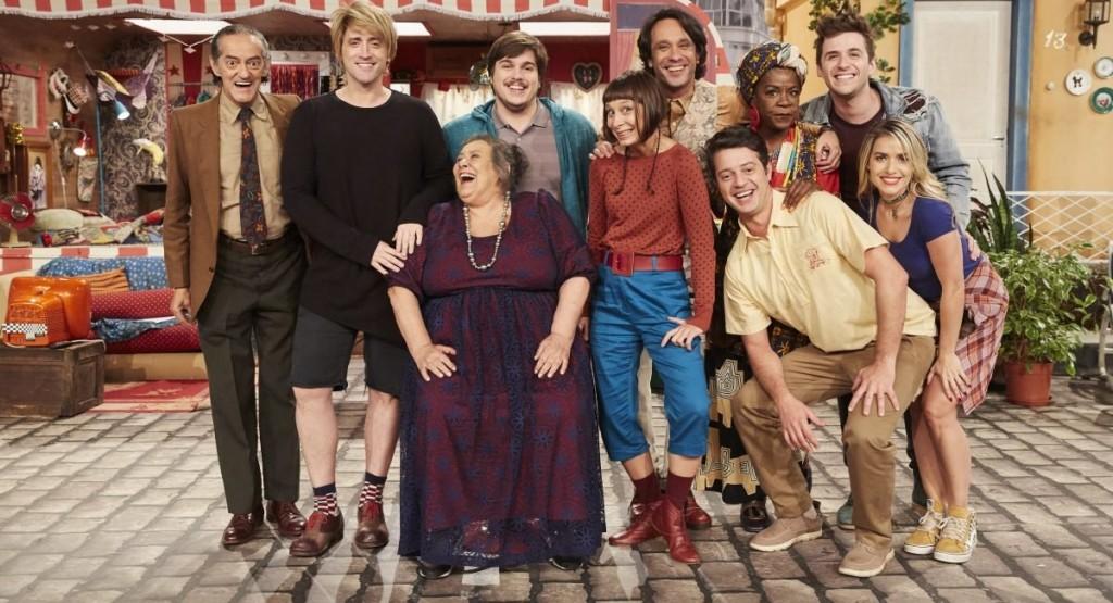 Elenco com bons atores não garante boas risadas em A vila