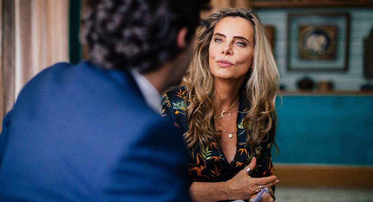 Bruna Lombardi é a protagonista de A vida secreta dos casais