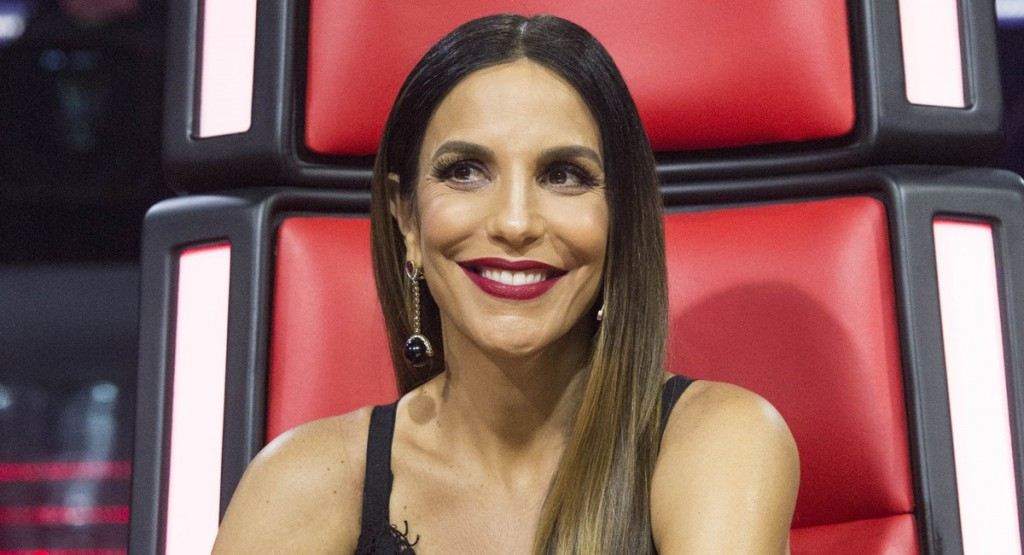 Ivete Sangalo foi um dos destaques do The voice