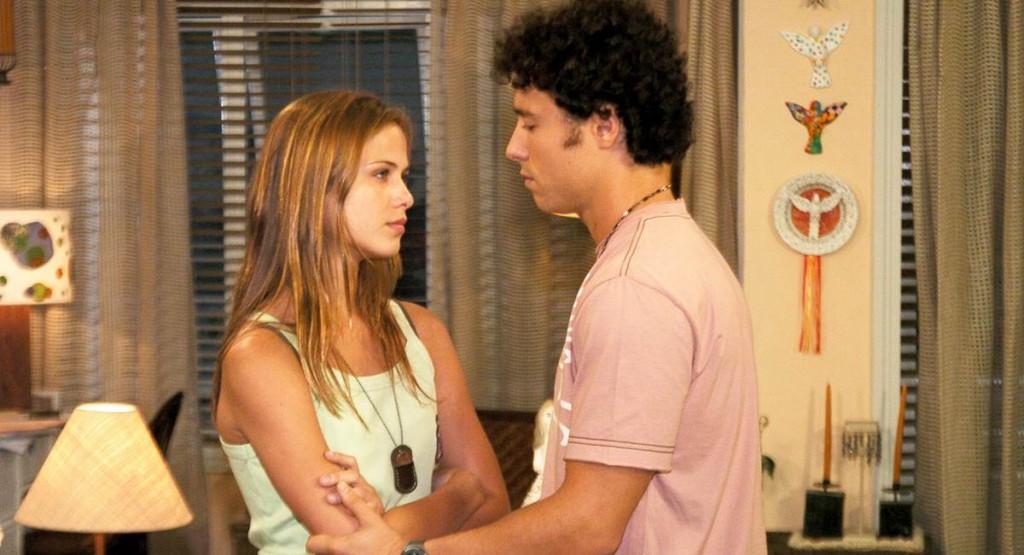Luiza Valdetaro ew Bernardo Mello Barreto eram os protagonistas de Malhação em 2006