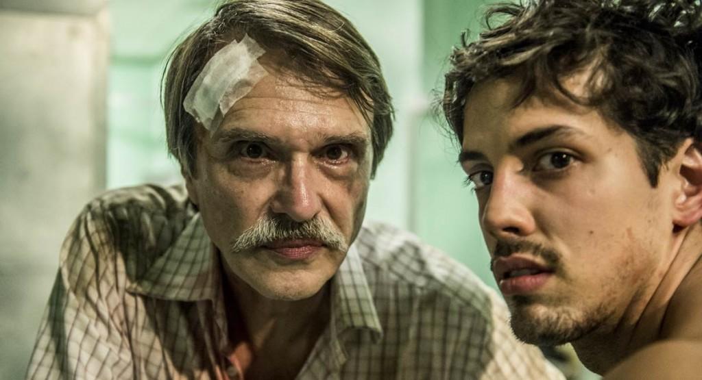 Fernando Eiras em episódio sobre homossexualidade