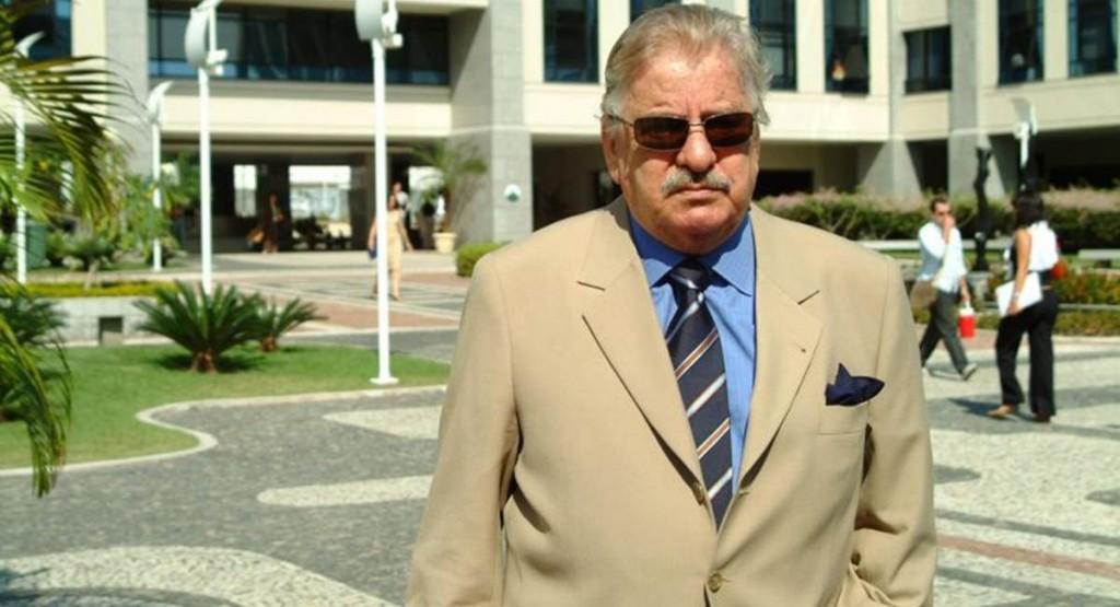 João Miguel Junior/TV Globo. Lineu Vasconcelos foi assassinado em Celebridade