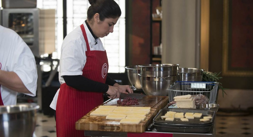 Monique era a mais afiada no episódio do MasterChef desta semana