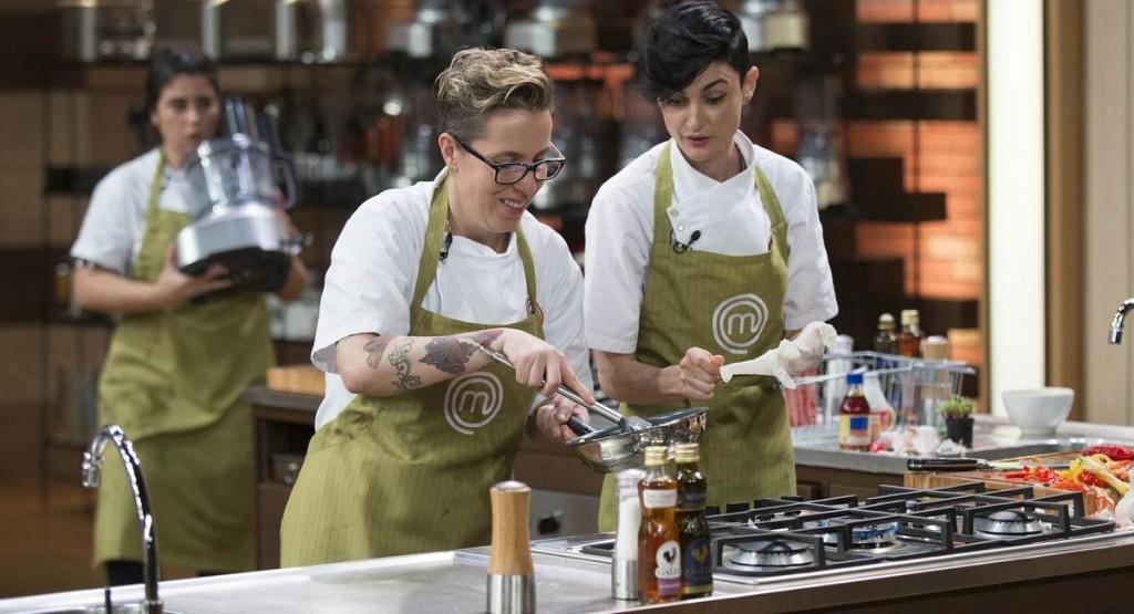 É... Angélica.. quem sabe na repescagem você volte para a cozinha do MasterChef Profissionais?