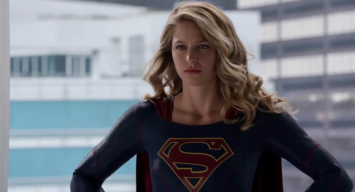 Séries de super-heróis: Supergirl