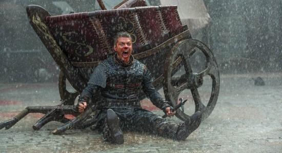 A quinta temporada de Vikings é uma das estreias aguardadas para novembro