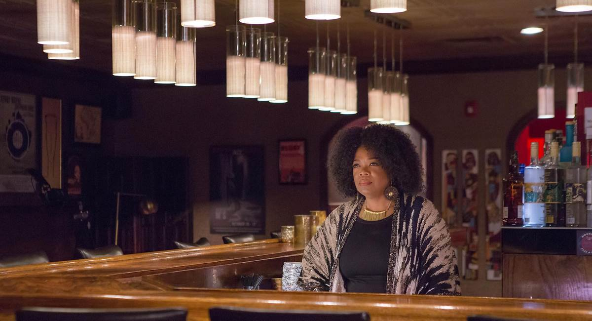 Oprah Winfrey é produtora-executiva e também atriz da série Greenleaf