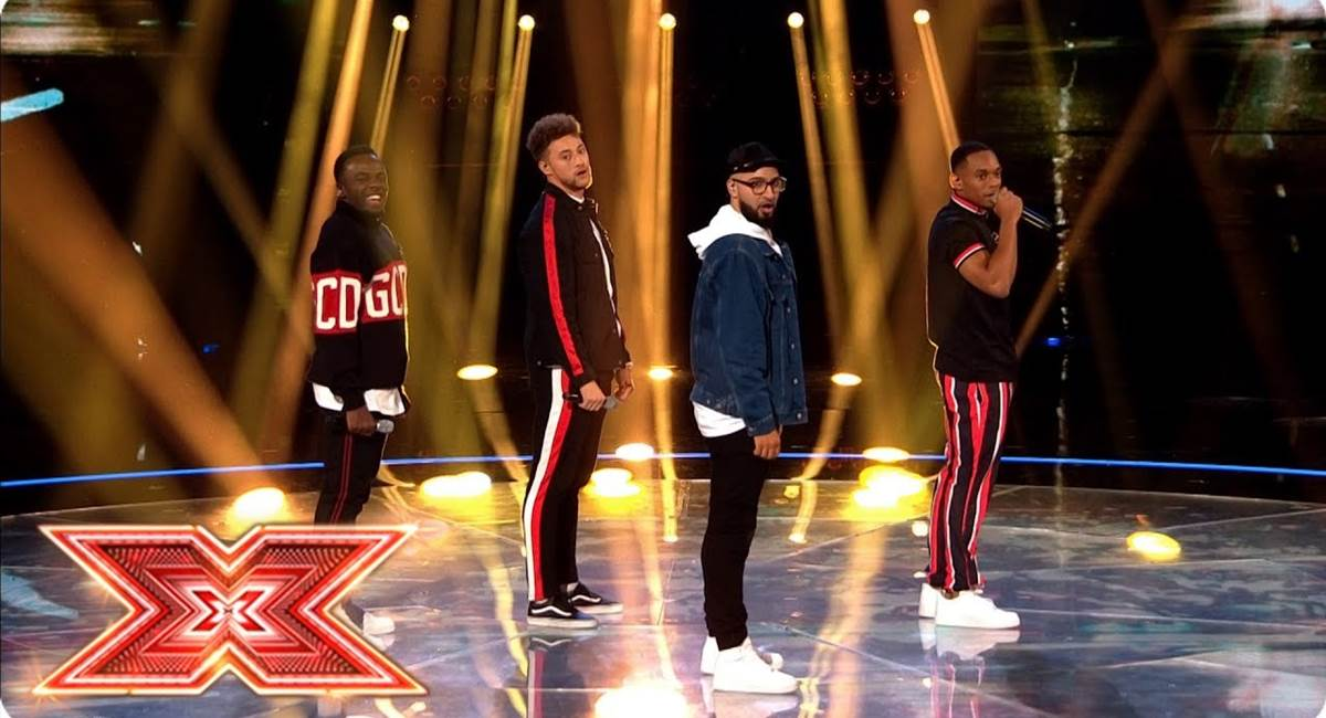 Rak-Su, do The X factor UK