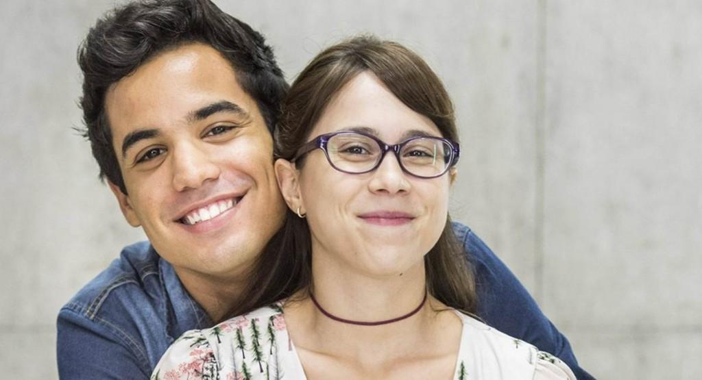 Guto e Benê: casal fofo de Malhação - Viva as diferenças
