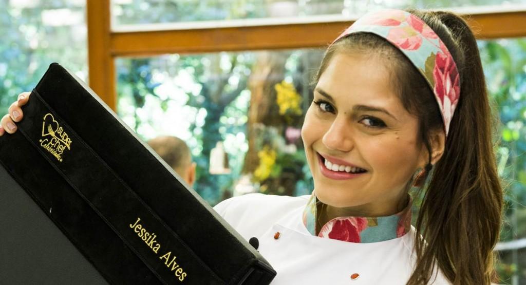 Jessika Alves foi uma das participantes do reality show SuperChef