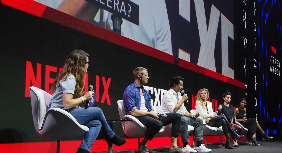 Crédito: Netflix/Divulgação. Elenco de Altered carbon