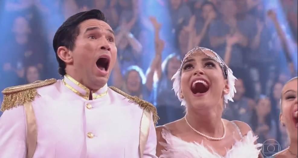 Os atuais vencedores da Dança dos famosos