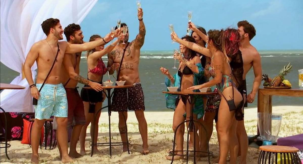 2017. Crédito: MTV Brasil/Divulgação. De férias com ex Brasil terá maratona na MTV
