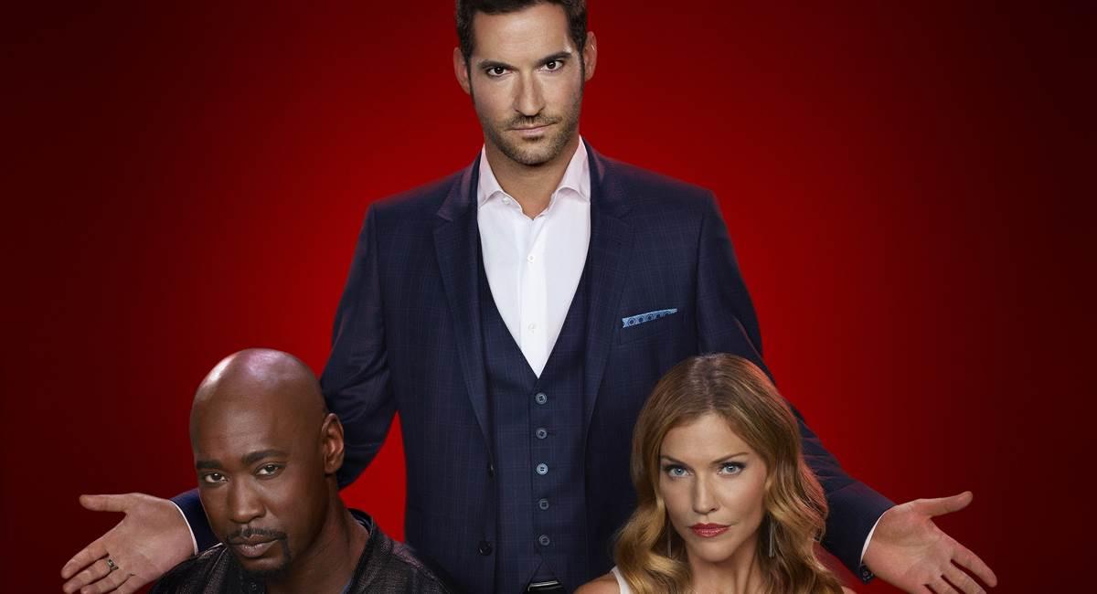 Segunda temporada da série Lucifer