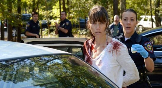 Jessica Biel concorre ao Globo de Ouro pela protagonista de The sinner