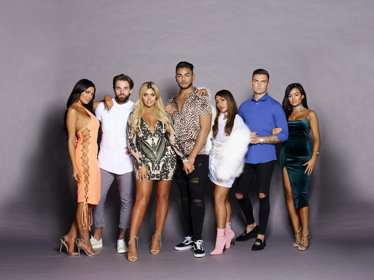 Elenco do reality Geordie shore da 16ª edição