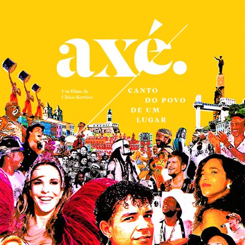 Cena do filme Axé: Canto do povo de um lugar