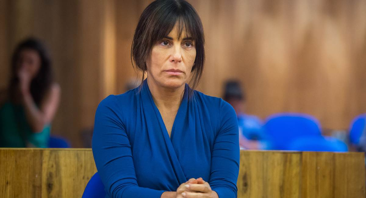 Gloria Pires não merecia um papel tão ruim em O outro lado do paraíso