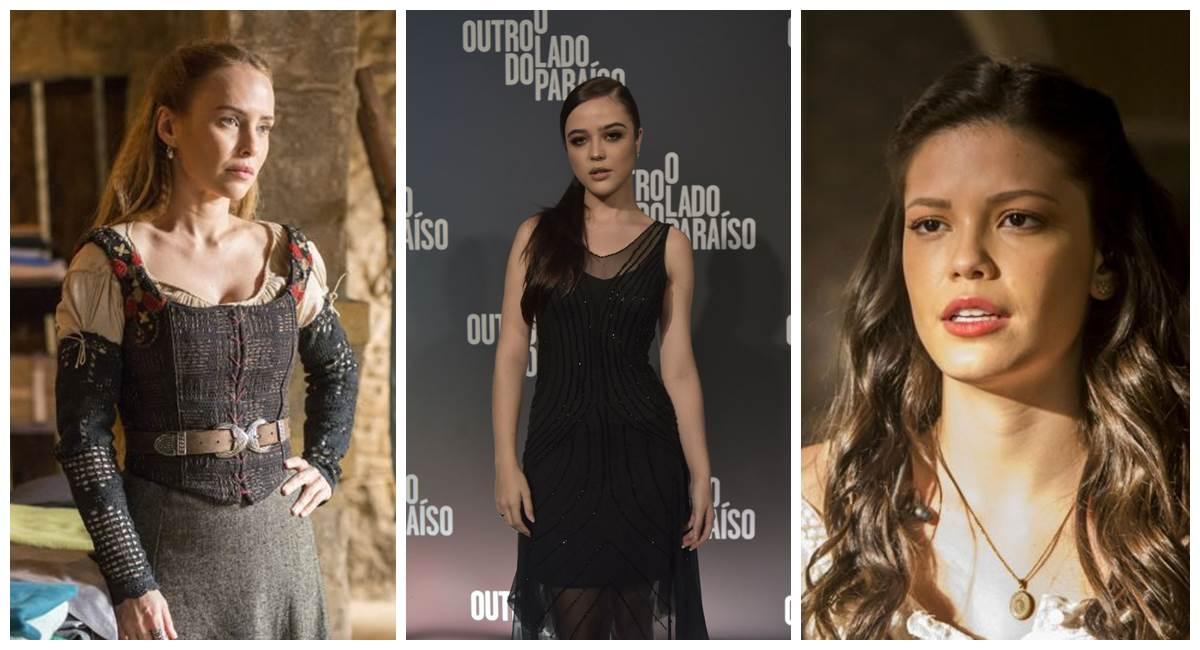Fernanda Nobre, Bella Piero e Vitória Strada são destaques entre as atrizes da nova geração
