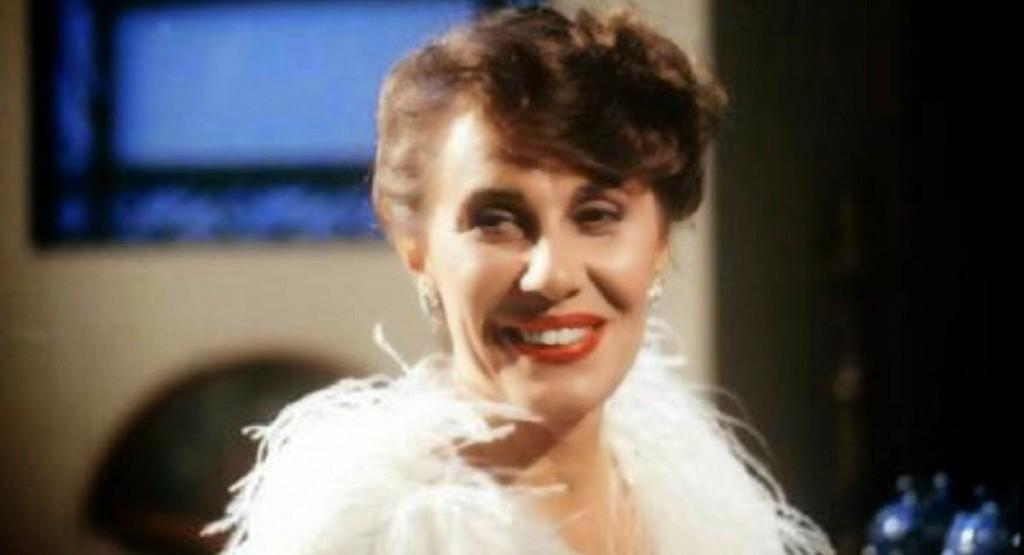Renata Sorrah como Carolina em Roda de fogo