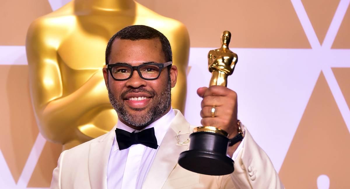 Crédito: FREDERIC J. BROWN/AFP. Jordan Peele e o Oscar de melhor roteiro original