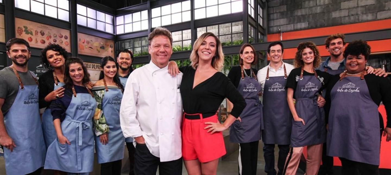 Dez celebridades vão disputar R$ 30 mil em Que marravilha! Aula de cozinha
