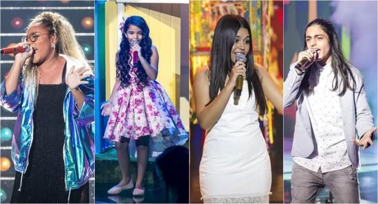 Final Do The Voice Kids Revelara O Vencedor Da Terceira Temporada
