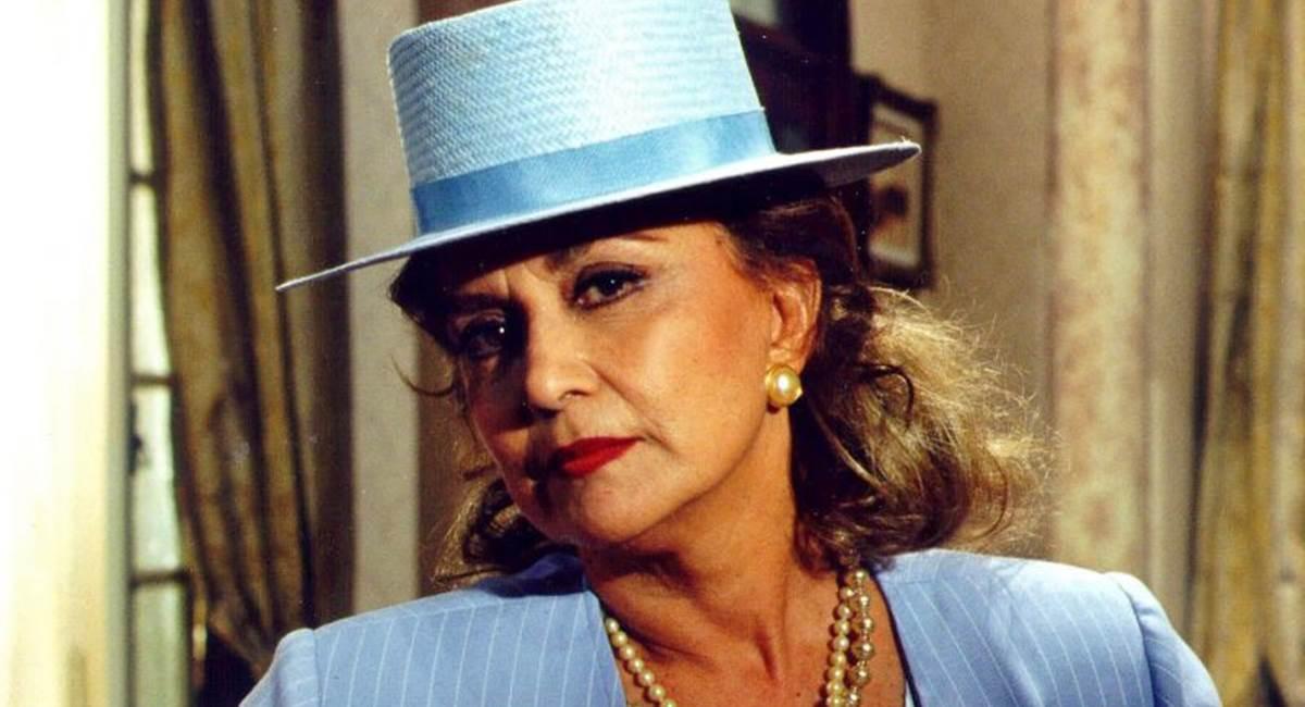 Eva Wilma foi um dos destaques de A indomada